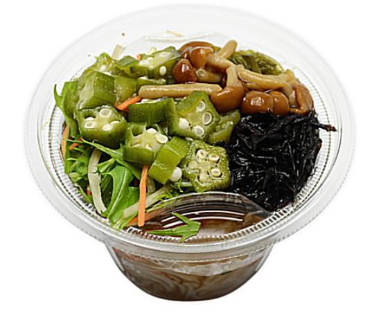コンビニで買える低カロリー食品「春雨サラダ」