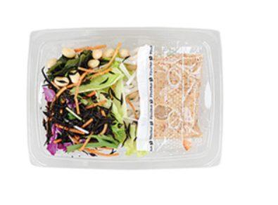 ローソンの糖質制限食品「摂取サラダシリーズ」