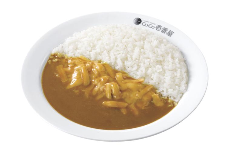 ココ壱番屋の人気トッピング「チーズ」