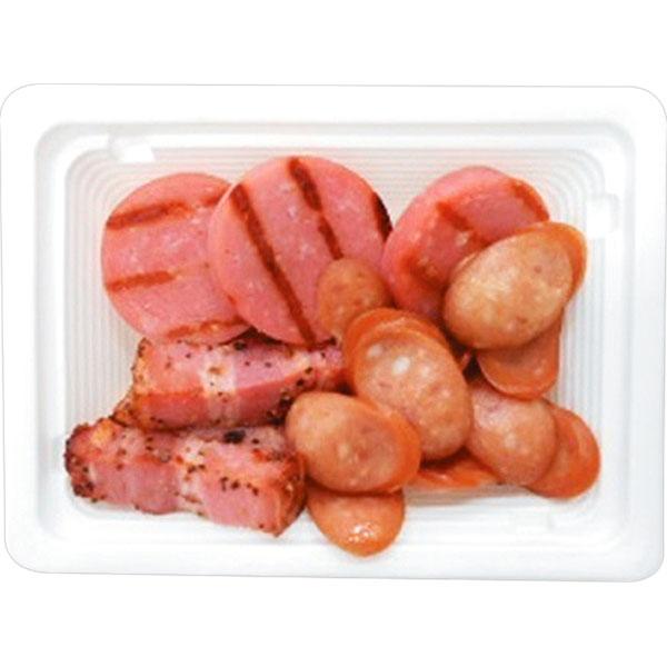 サークルKで買える人気の低カロリー食品「おつまみソーセージセット」