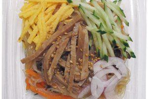 サークルKで買える低カロリー食品「さっぱり中華風 焼豚の春雨サラダ」