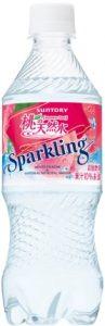 コンビニの人気飲み物(ジュース)「セブンイレブン 桃の天然水sparkling500ml」