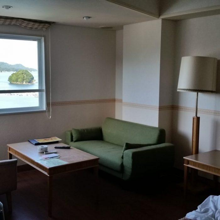 鳥羽わんわんパラダイスホテルの部屋
