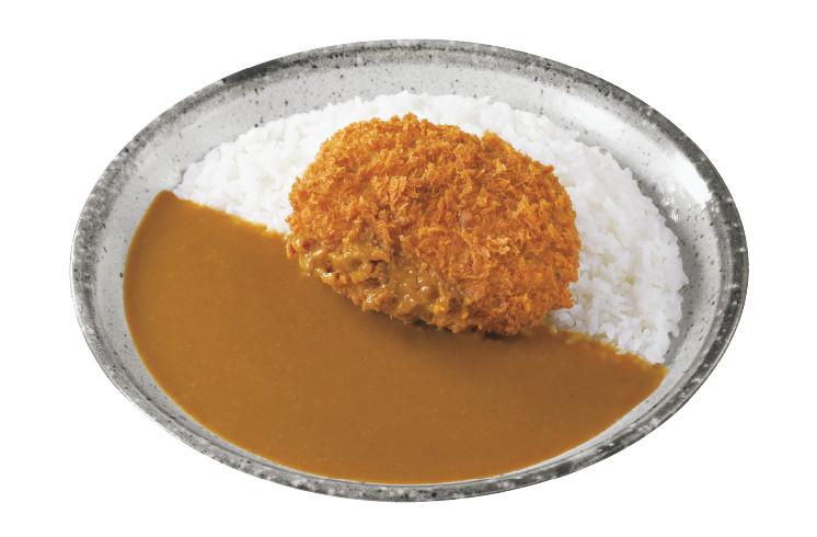 ココ壱番屋の人気トッピング「チーズin手仕込メンチカツ」
