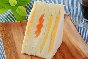 コンビニの人気サンドウィッチ「たまご好きの為のたまごサンド」
