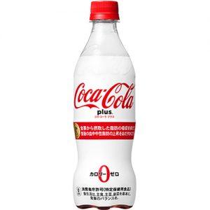 コンビニの人気飲み物(ジュース)「コカ・コーラ プラス」