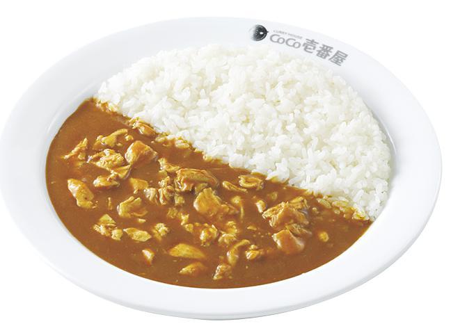 ココ壱番屋(ココイチ)の人気カレー「チキンにこみカレー」