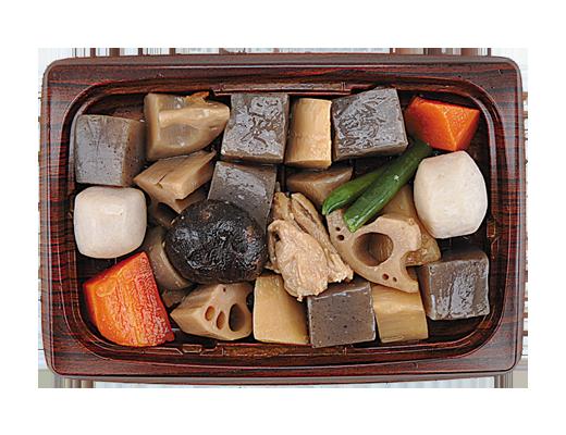 ローソンで買える人気の低カロリー食品「だし香る筑前煮」