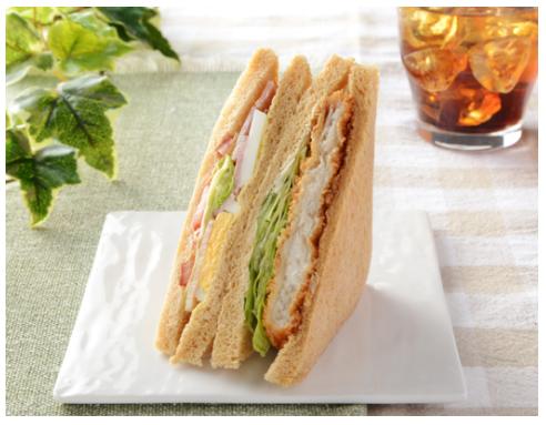 ローソンで買えるサンドイッチ人気ランキング【フィッシュフライ&BLTサンド】