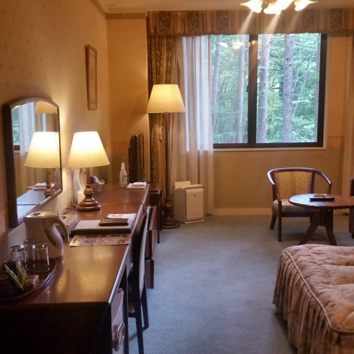 高山わんわんパラダイスホテルの部屋