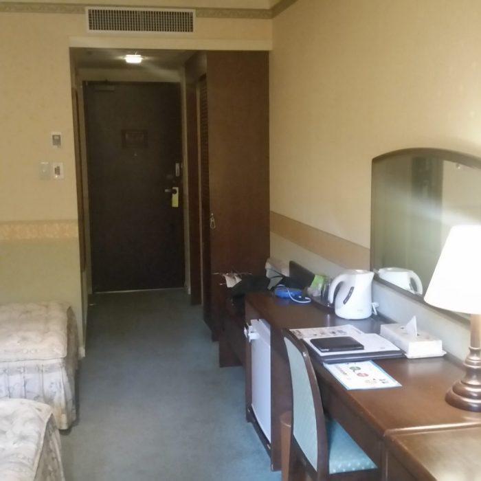 高山わんわんパラダイスホテルの204号室