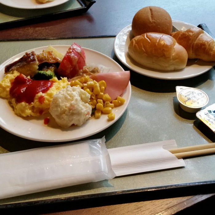 高山わんわんパラダイスホテルの朝食バイキング