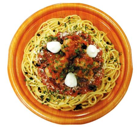 コンビニで買えるパスタ人気ランキング【10選】ファミリーマート チキンのトマト煮込みパスタ