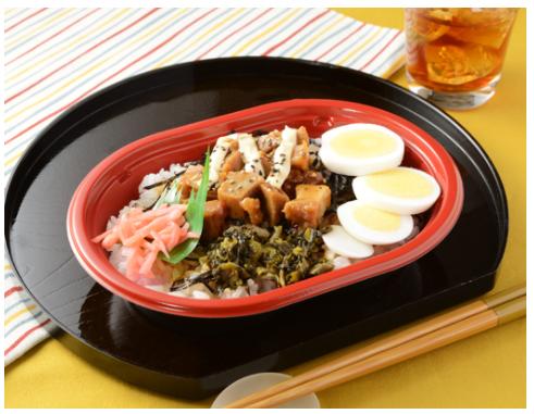 ローソンで買えるお弁当人気ランキング【チャーシューマヨご飯】