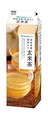 ファミリーマートで買える飲み物(ジュース)人気ランキング【玄米茶 1000ML】