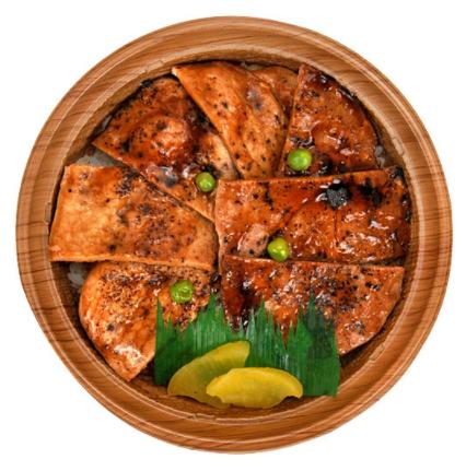 ファミリーマートで買えるお弁当人気ランキング【帯広風豚丼】