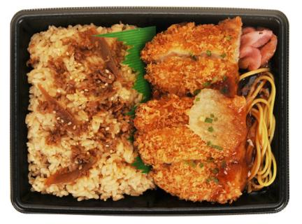 ファミリーマートで買えるランチ人気ランキング【10選】鶏めし&みぞれチキンカツ弁当