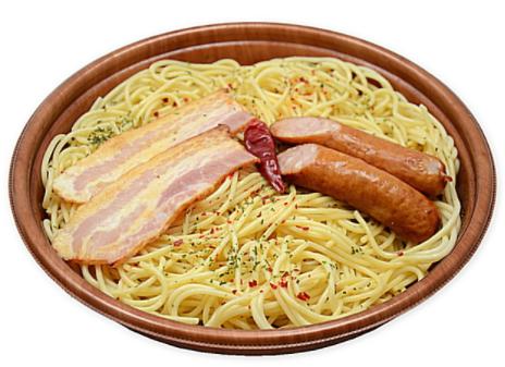セブンイレブンで買えるお弁当人気ランキング【大盛り!ソーセージのペペロン】