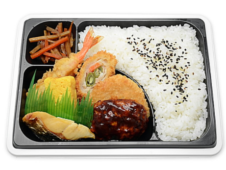 セブンイレブンで買えるお弁当人気ランキング【お好み幕の内】
