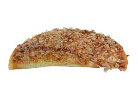 セブンイレブンで買える朝ごはん人気ランキング【もちもちお好み焼きパン】