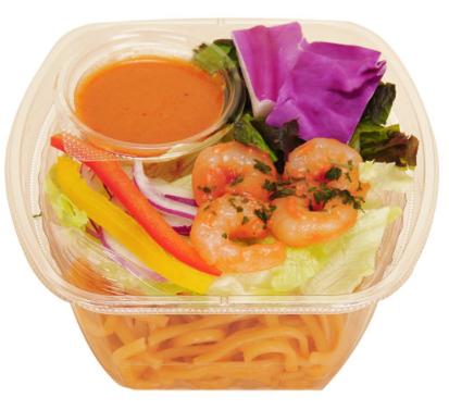 ファミリーマートで買えるランチ人気ランキング【10選】ビスクソースで食べるトマト生パスタサラダ