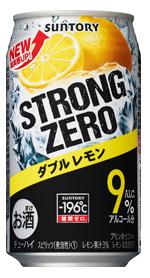 コンビニで買えるお酒人気ランキング【-196℃ ストロングゼロ(ダブルレモン)】