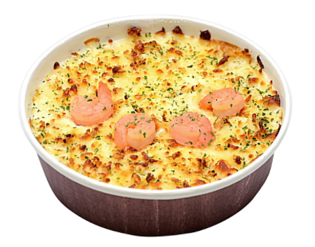 セブンイレブンで買えるお弁当人気ランキング【こんがりチーズの海老ドリア】
