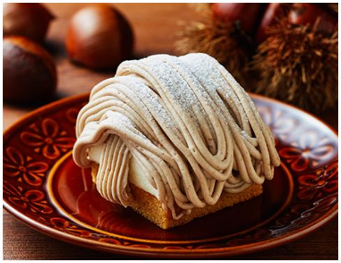 コンビニで買える人気のケーキ「スペイン栗のモンブラン」