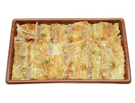 セブンイレブンで買えるお弁当人気ランキング【ねぎ塩豚カルビ弁当(麦飯)】