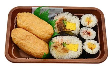 セブンイレブンで買えるランチ人気ランキング【10選】助六寿司