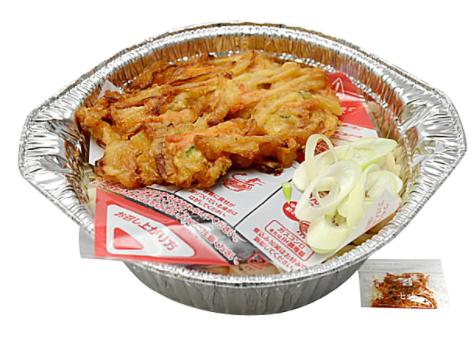 セブンイレブンで買えるランチ人気ランキング【10選】天ぷら鍋焼うどん