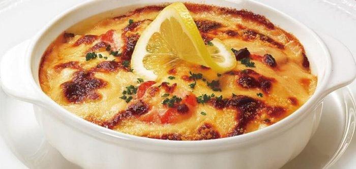 ロイヤルホストの食べ物人気メニューのコスモドリア